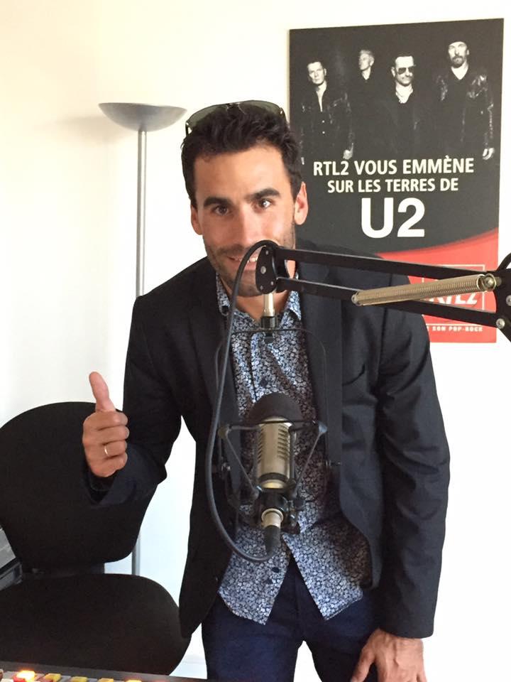 Interview Radio Girondine 2017